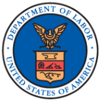 US Department of Labor seal