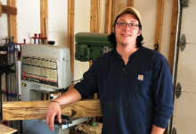 ATech Grad Turns Hobby Into Business