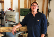 A-Tech Grad Turns Hobby Into Business