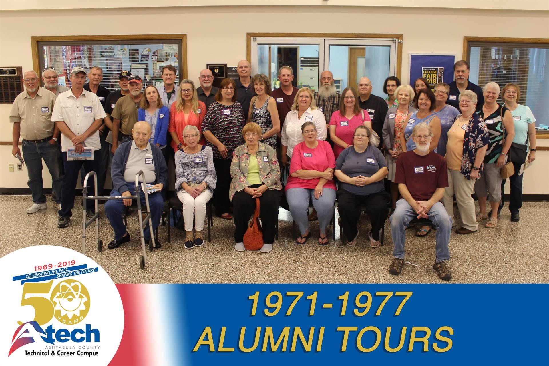 1971 - 1977 Alumni Photo