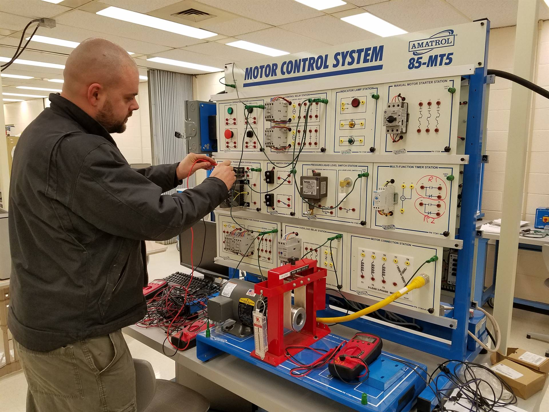 IMPAC - Motor Control System