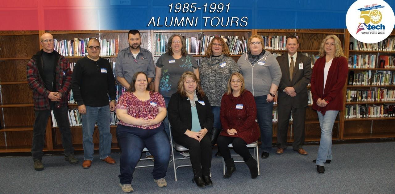1985-91 Alumni Photo