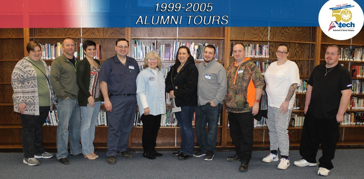 Alumni Tour Photo 1999 - 2005