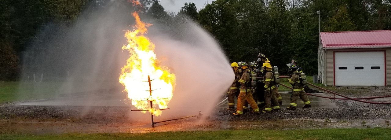 Public Safety Academy Fire Training