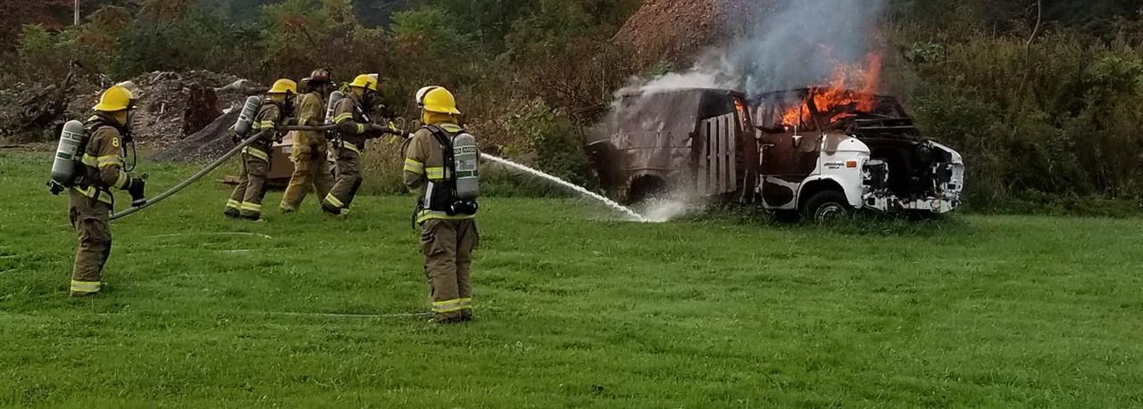 Public Safety Academy Fire Training