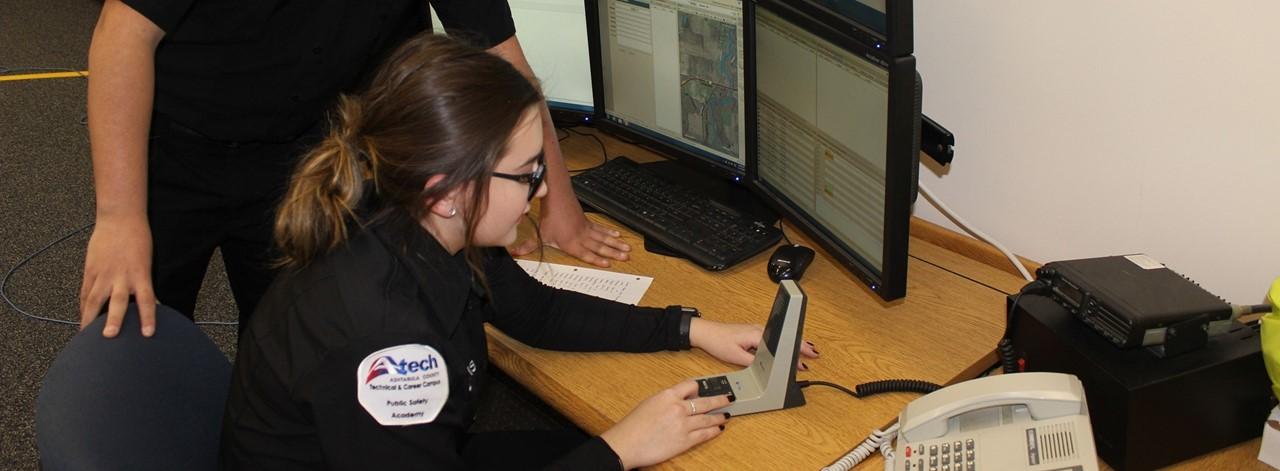 Public Safety Adacemy Dispatch