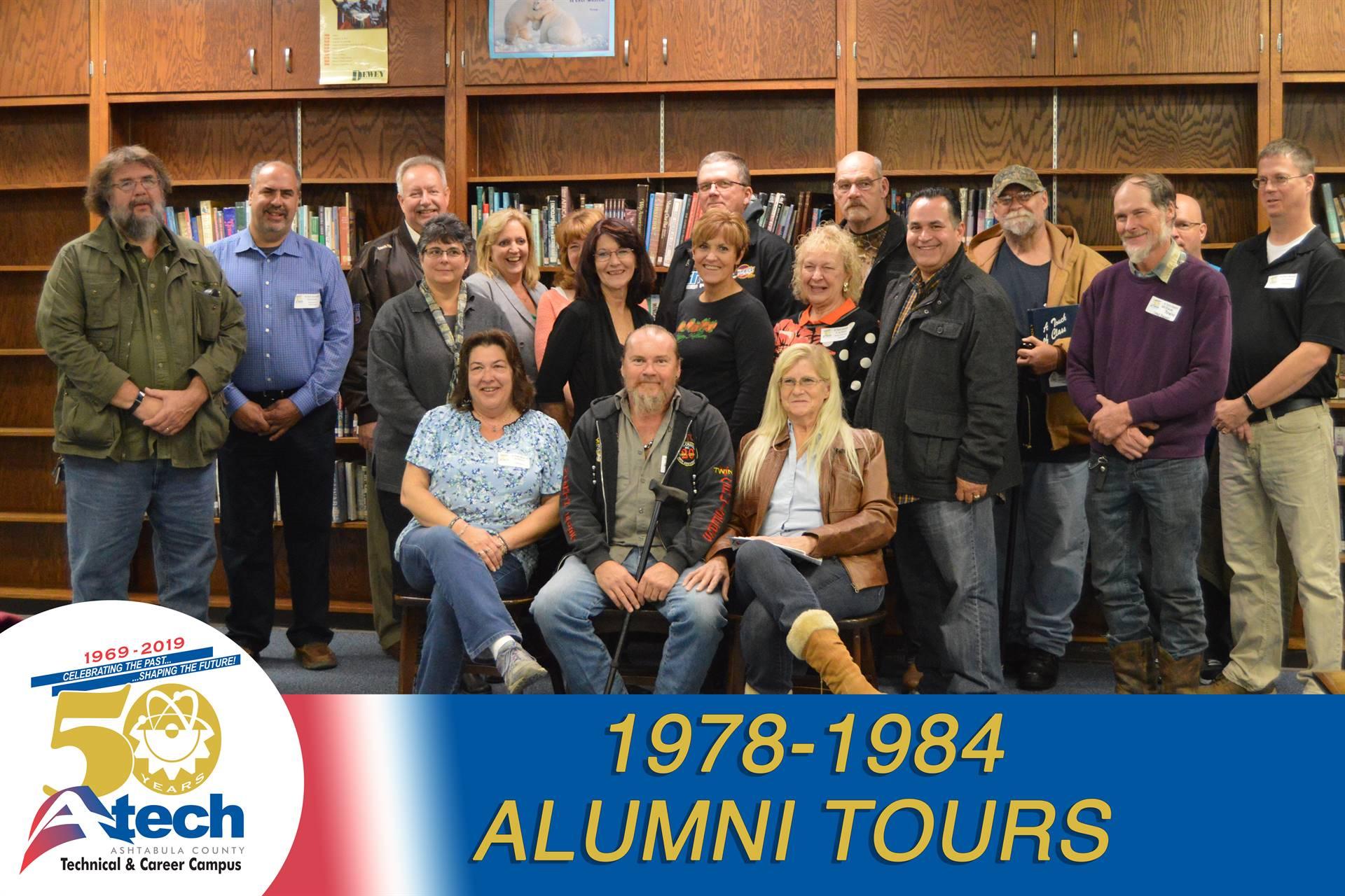 1978 - 1984 Alumni Photo
