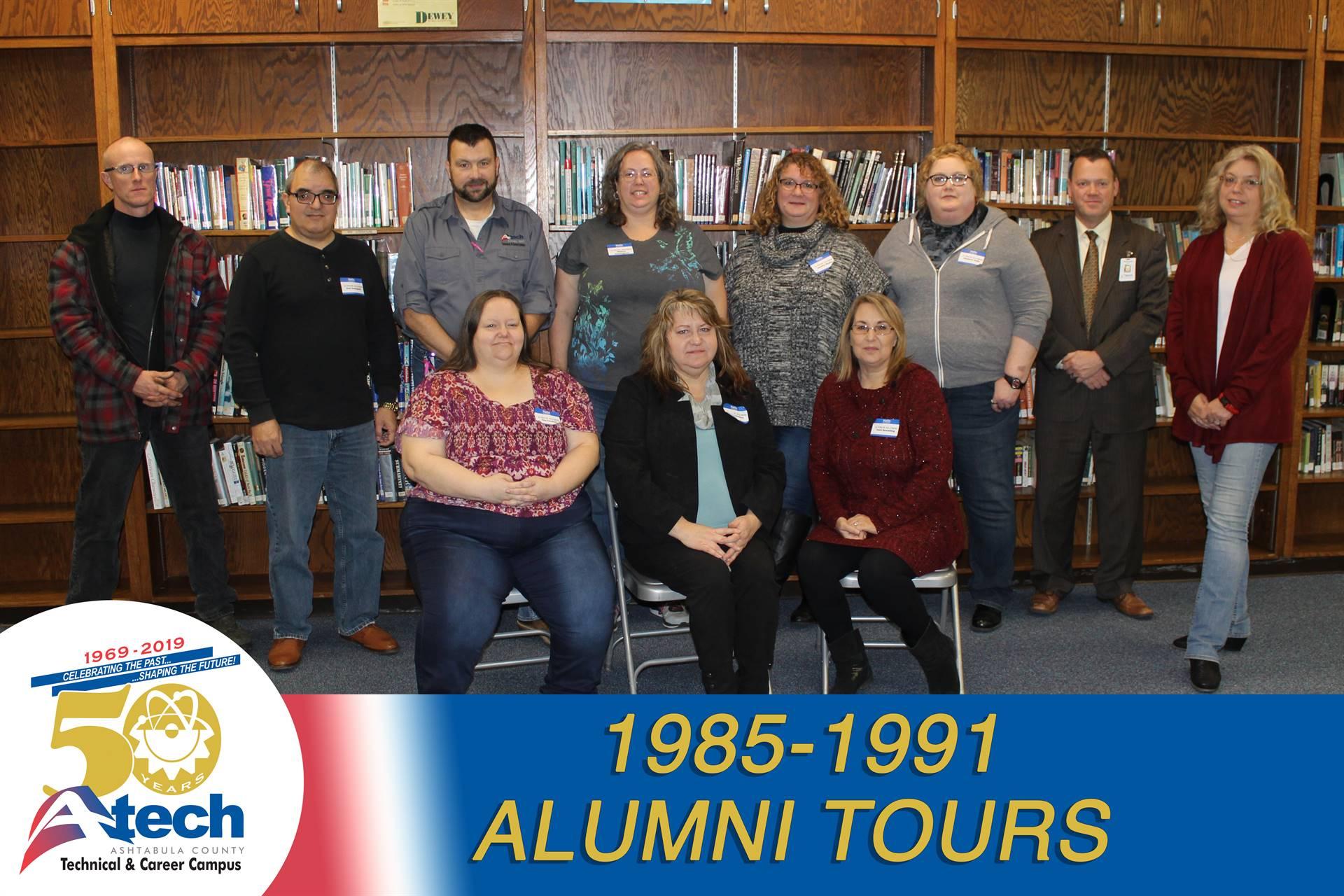 1985 - 1991 Alumni Photo