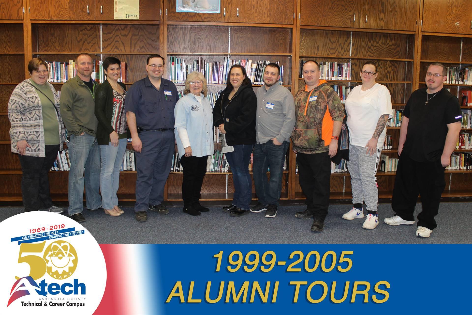 1999 - 2005 Alumni Photo