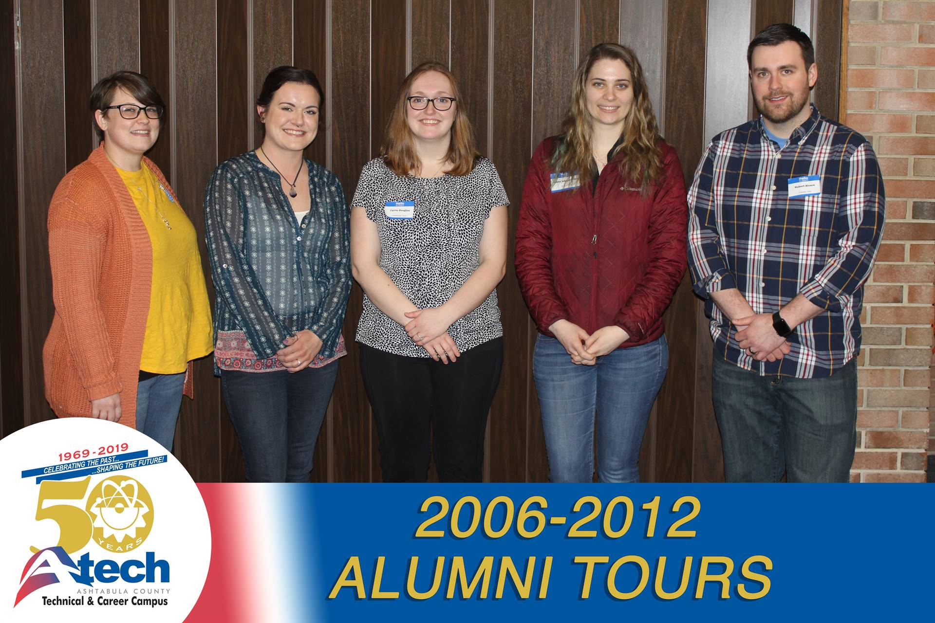 2006 - 2012 Alumni Photo