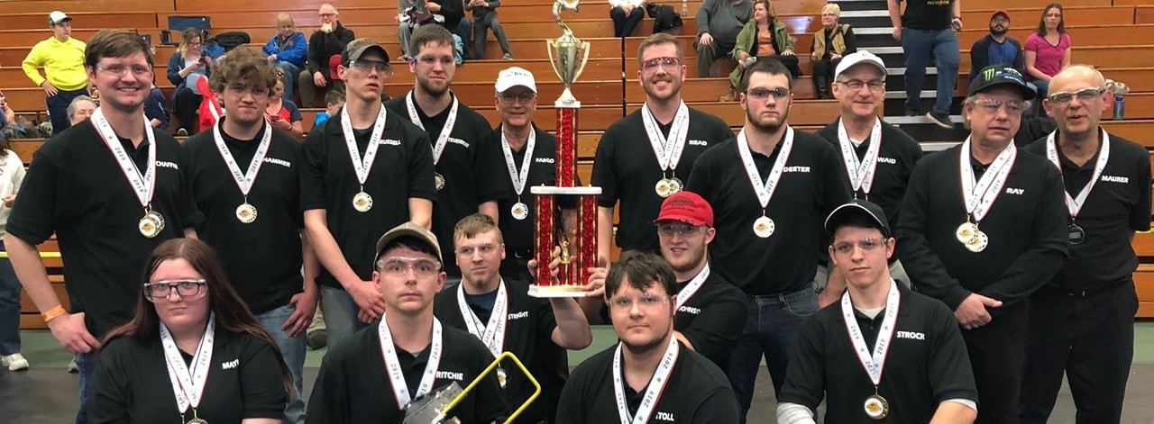 2019 Precision Machining Robotic Contest