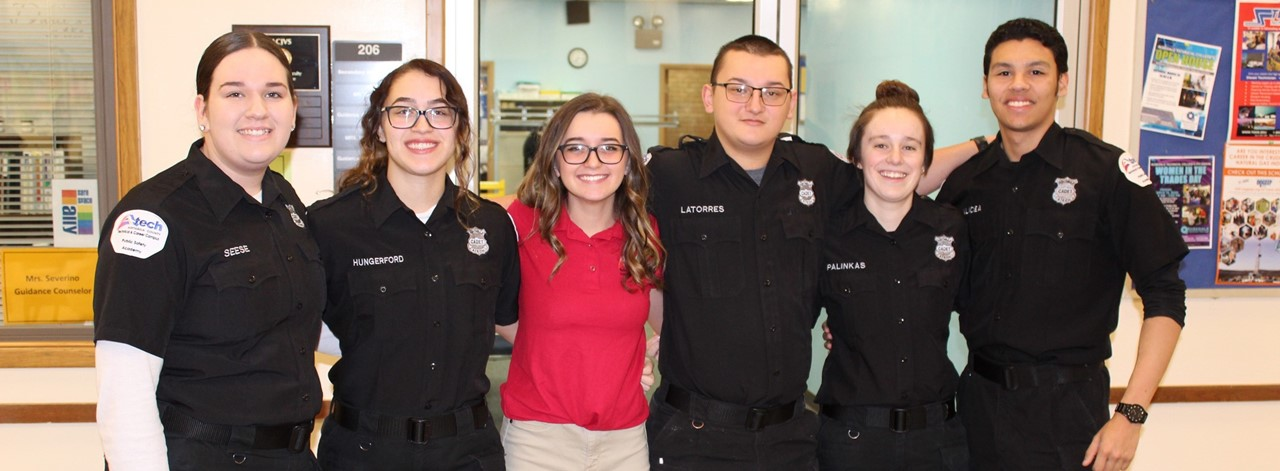 Public Safety Students