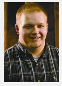 Justin Eldred, Power Equipment Tech Class of 2011